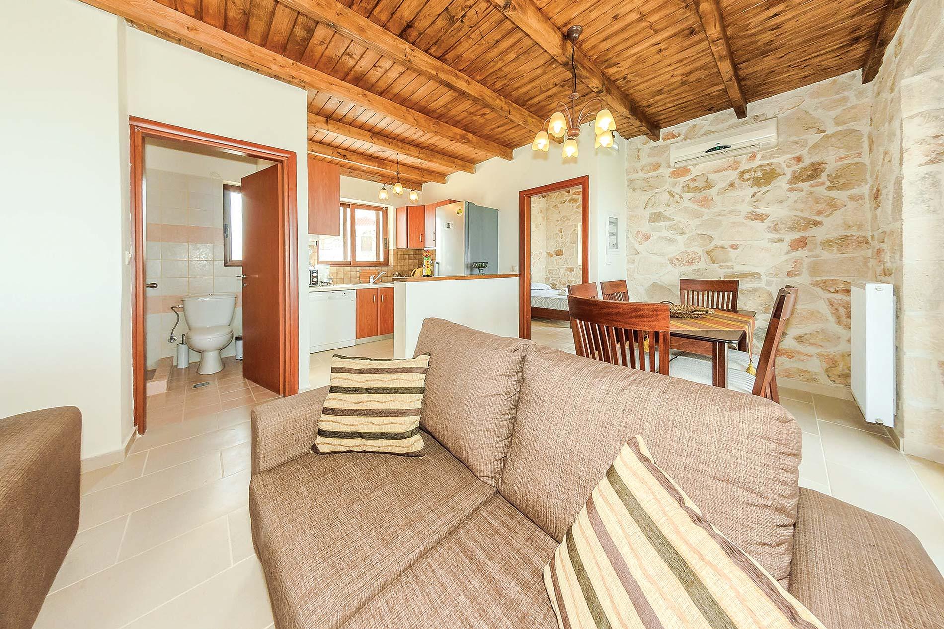 Orient Villas Traditional in Volimes - sleeps 6 people