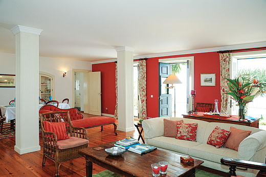 Quinta D'Alegria in Funchal, Madeira - sleeps 6 people