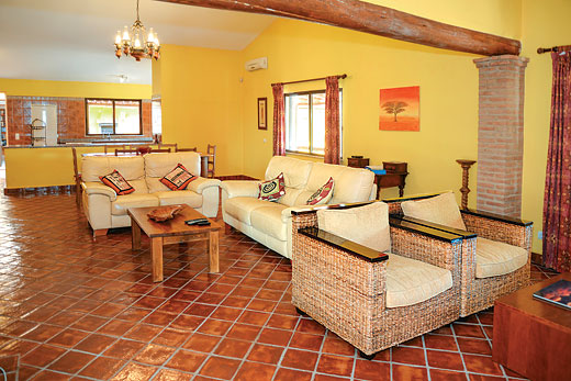 Quinta das Palmierinhas in Algarve - sleeps 12 people