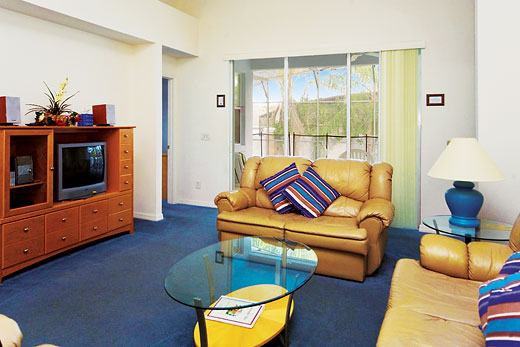 Reunion Deluxe V3PP in Reunion, Orlando - Florida - sleeps 6 people