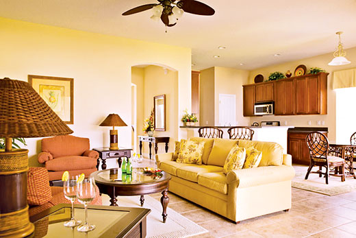 Reunion Deluxe V4PP in Reunion, Orlando - Florida - sleeps 8 people