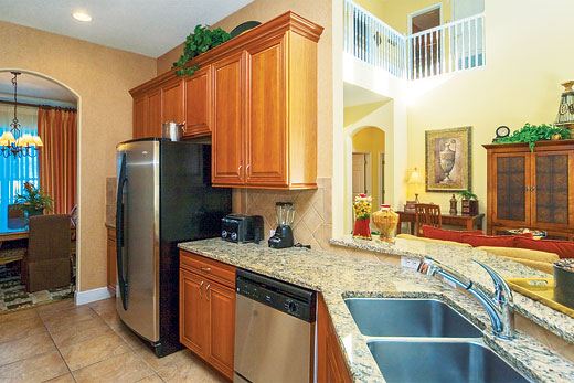 Reunion Deluxe V5PP in Reunion, Orlando - Florida - sleeps 10 people