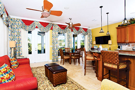 Reunion Superior V4PP in Reunion, Orlando - Florida - sleeps 8 people