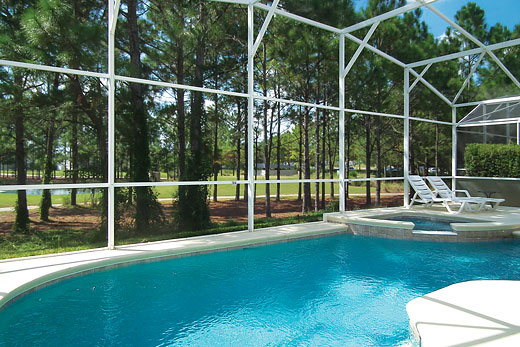 Royal Troon Executive in Highlands Reserve, Orlando - Florida - sleeps 10 people