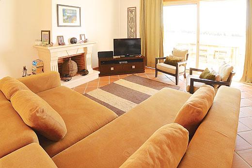 Townhouse Berlenga in Praia D'el Rey Golf & Beach Resort, Silver Coast - sleeps 6 people