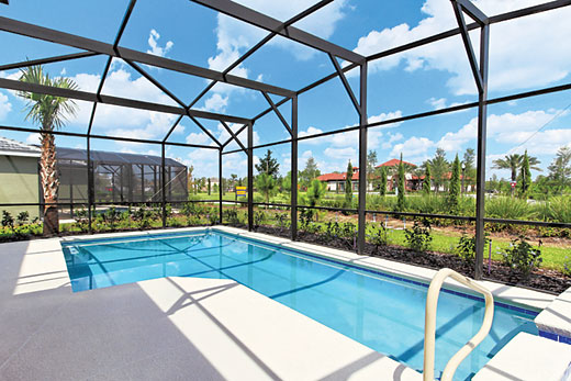 Villa Acorn Executive Plus in Solterra Resort, Disney Area and Kissimmee - sleeps 10 people