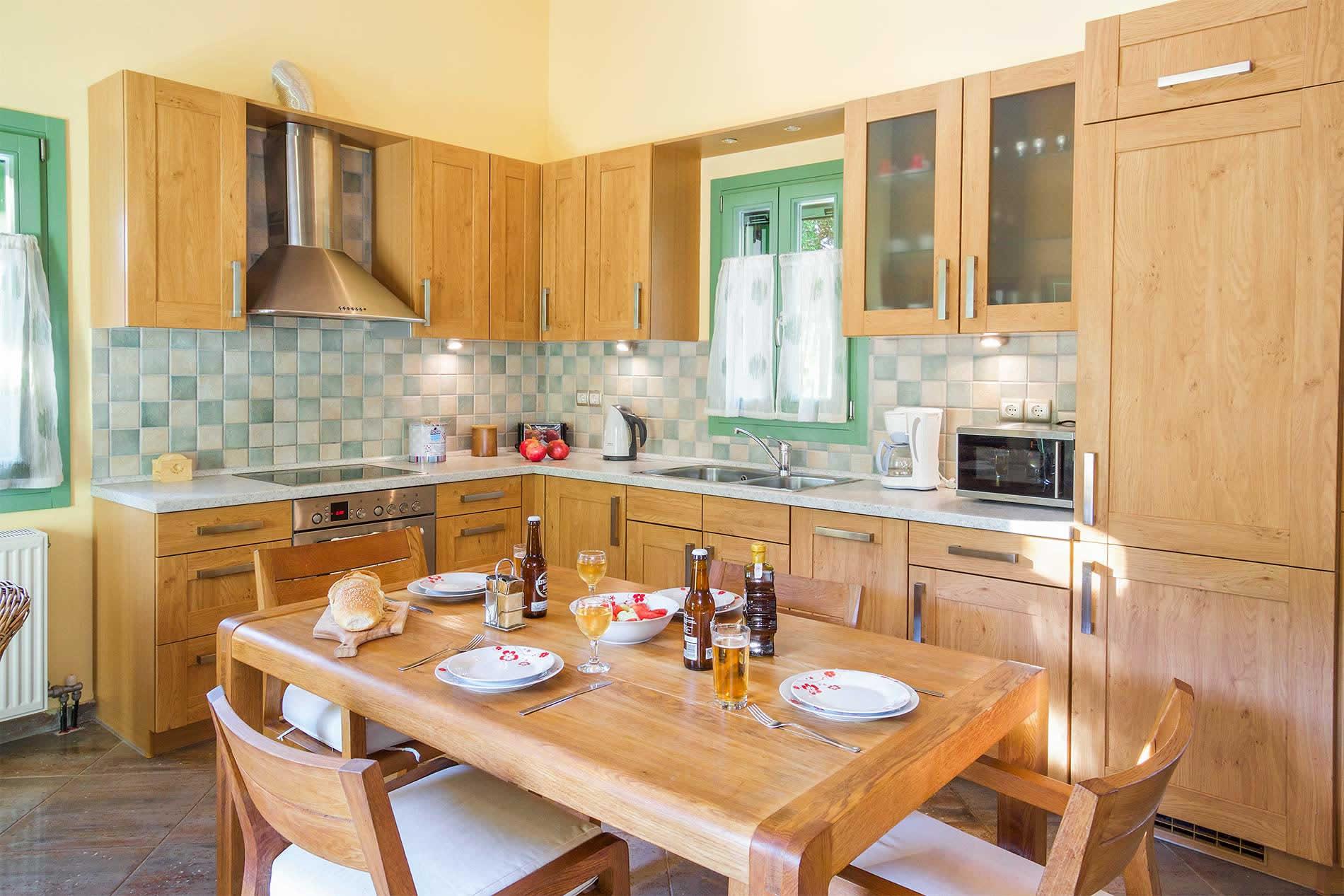 Villa Architect's House in Fiskardo - sleeps 4 people