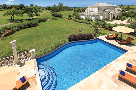 Villa Auralie in Royal Westmoreland - sleeps 12 people