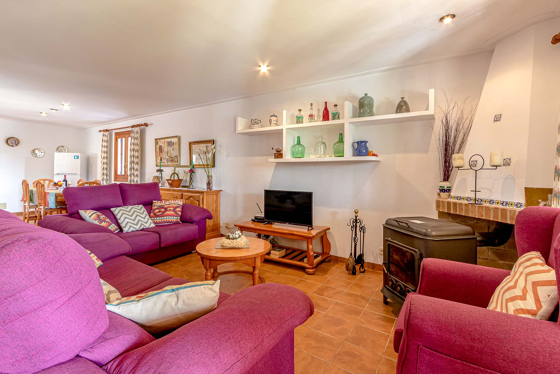 Villa Avinent in Pollensa - sleeps 6 people