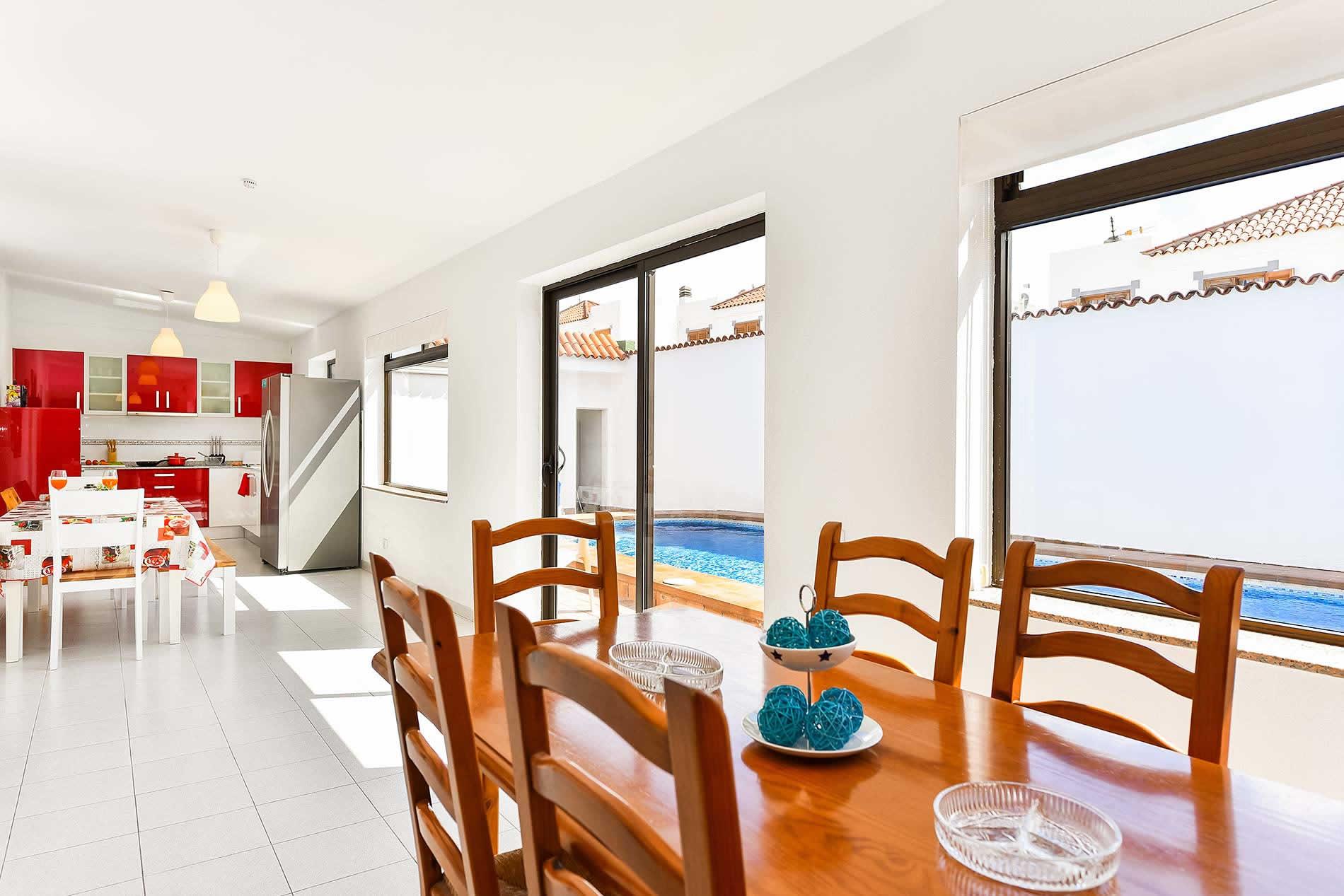 Villa Azul in Telde - sleeps 8 people