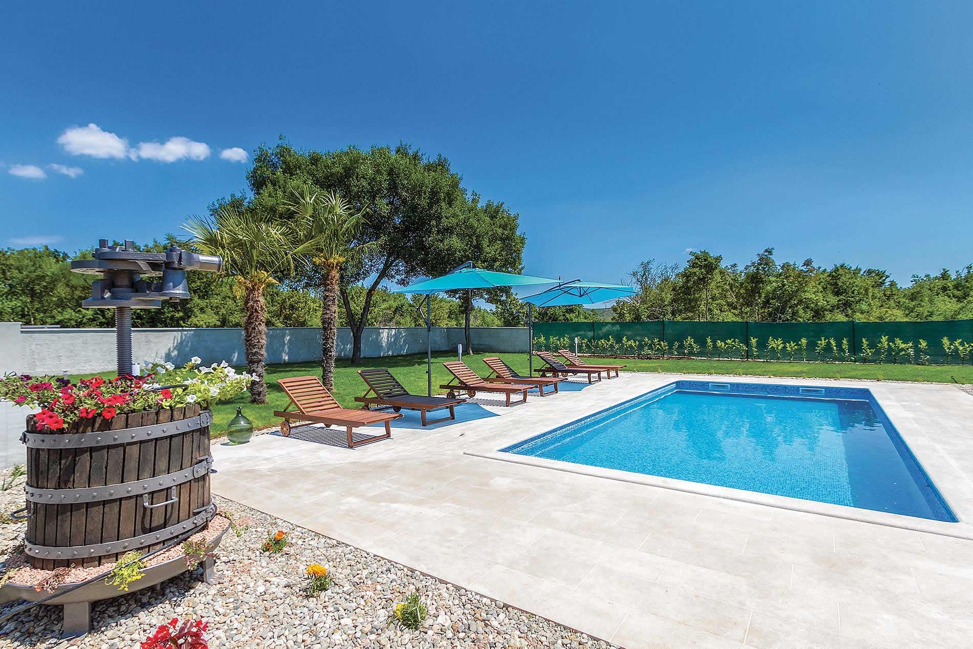 Villa Bale in Rovinj - sleeps 4 people