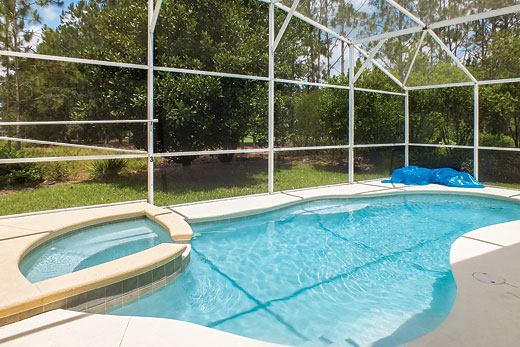 Villa Ballyneal in Highlands Reserve, Disney Area and Kissimmee - sleeps 6 people