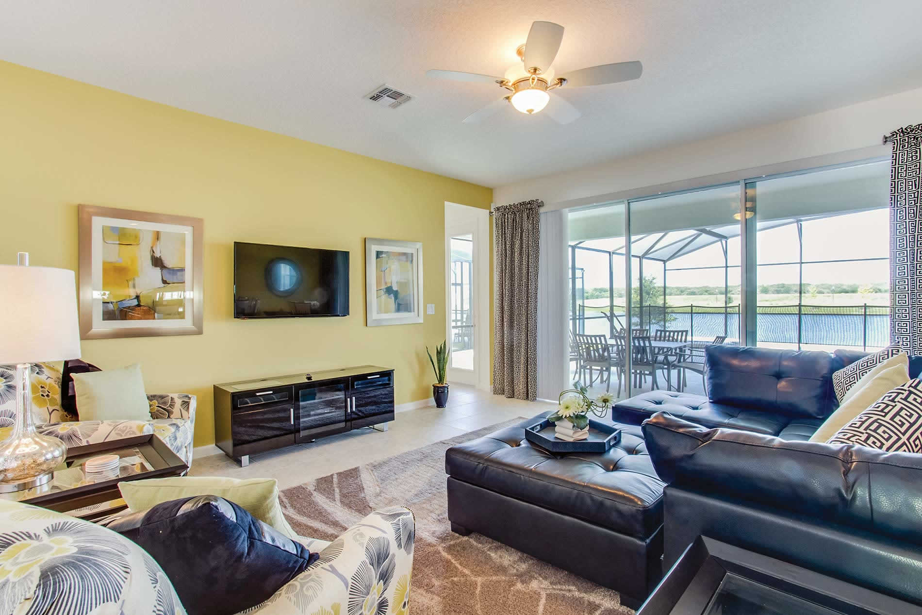 Villa Bella Lago in Disney Area and Kissimmee - sleeps 12 people