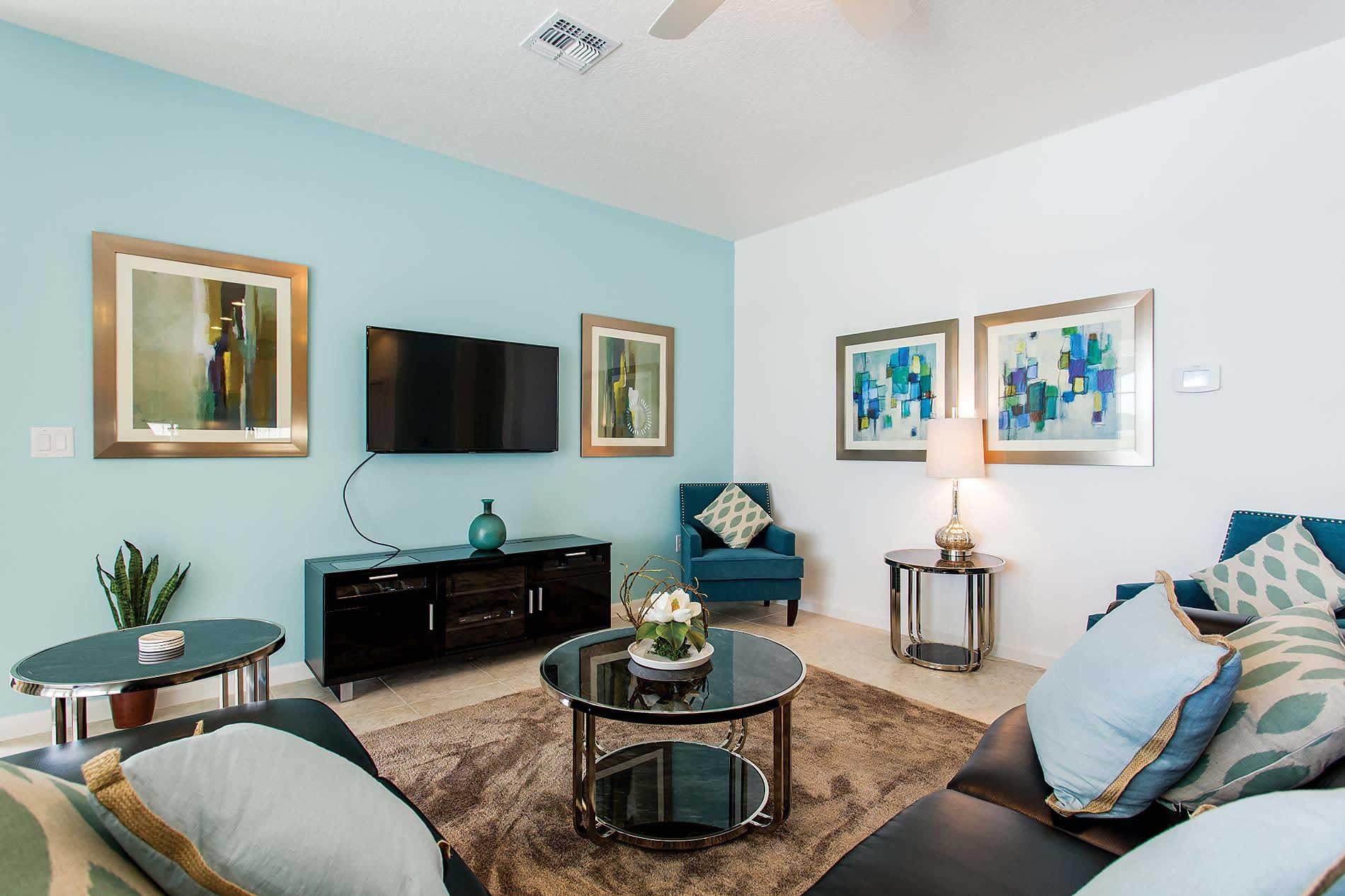 Villa Bella Vista in Disney Area and Kissimmee - sleeps 12 people