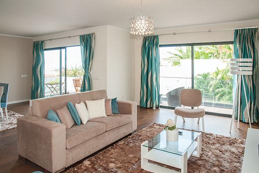 Villa Branca II in Funchal - sleeps 6 people