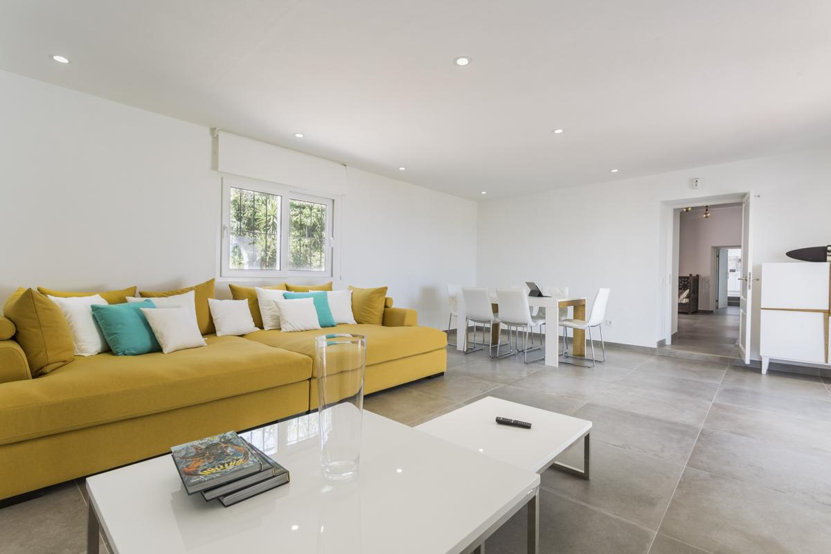 Villa Brigitte in Ibiza - sleeps 7 people