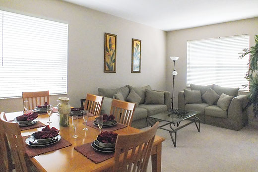 Villa Brookline Executive in Highlands Reserve, Disney Area and Kissimmee - sleeps 8 people