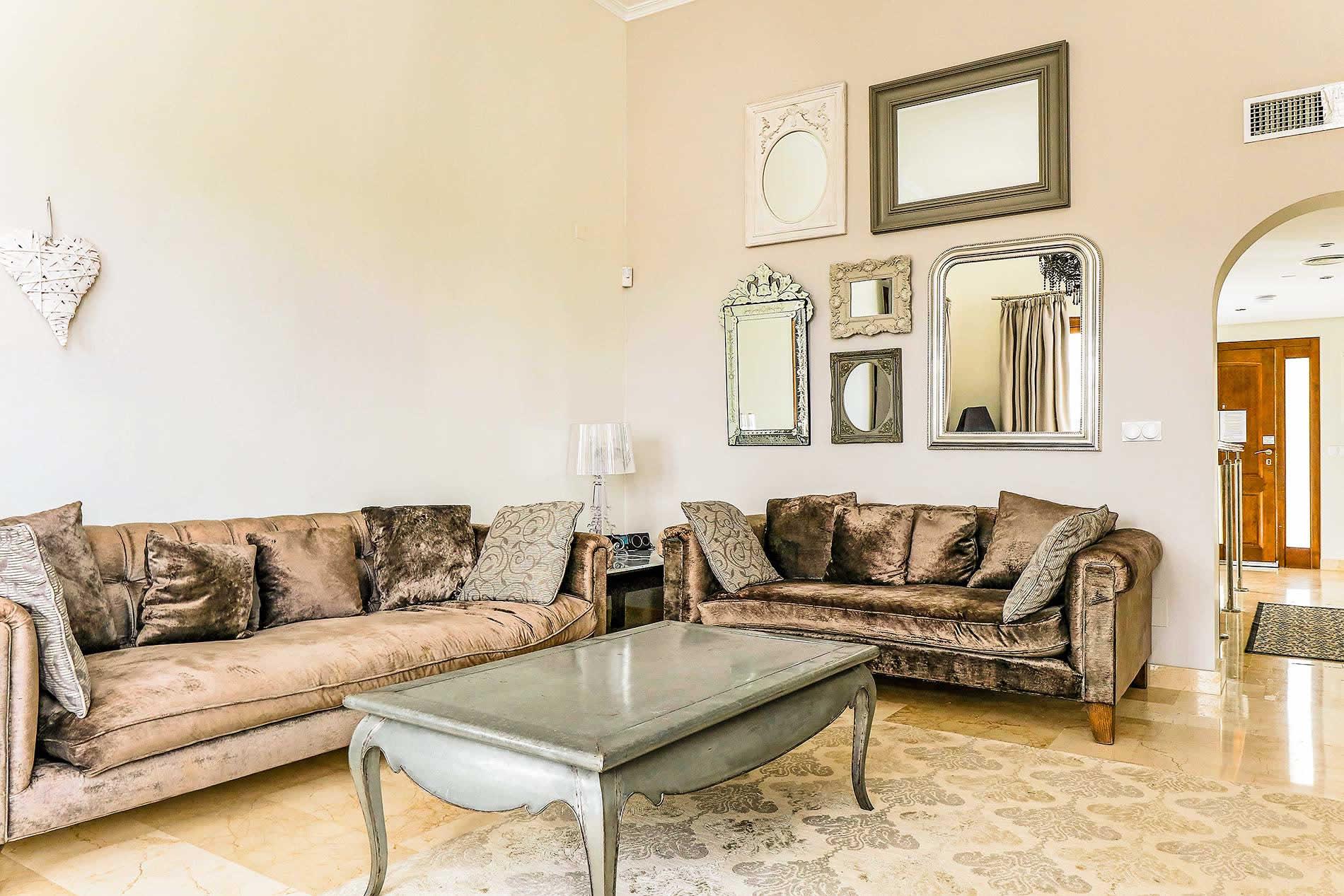 Villa Buena Vista Azariah in La Manga Club - sleeps 8 people