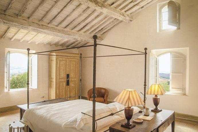 Villa Cardello in Montepulciano - sleeps 12 people