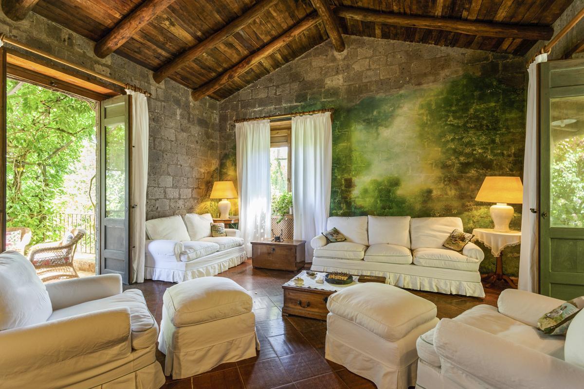 Villa Cardinale in Sorrento & Amalfi Coast - sleeps 9 people