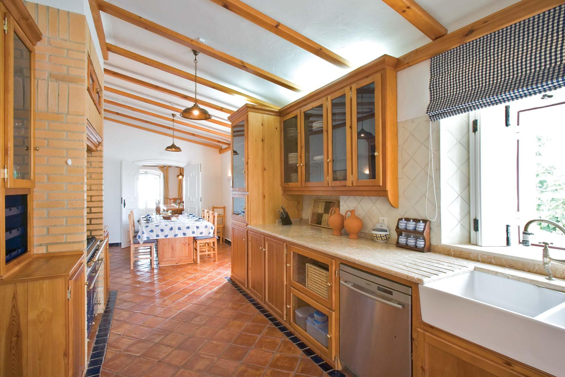 Villa Casa Cahombo in Boliqueime - sleeps 14 people
