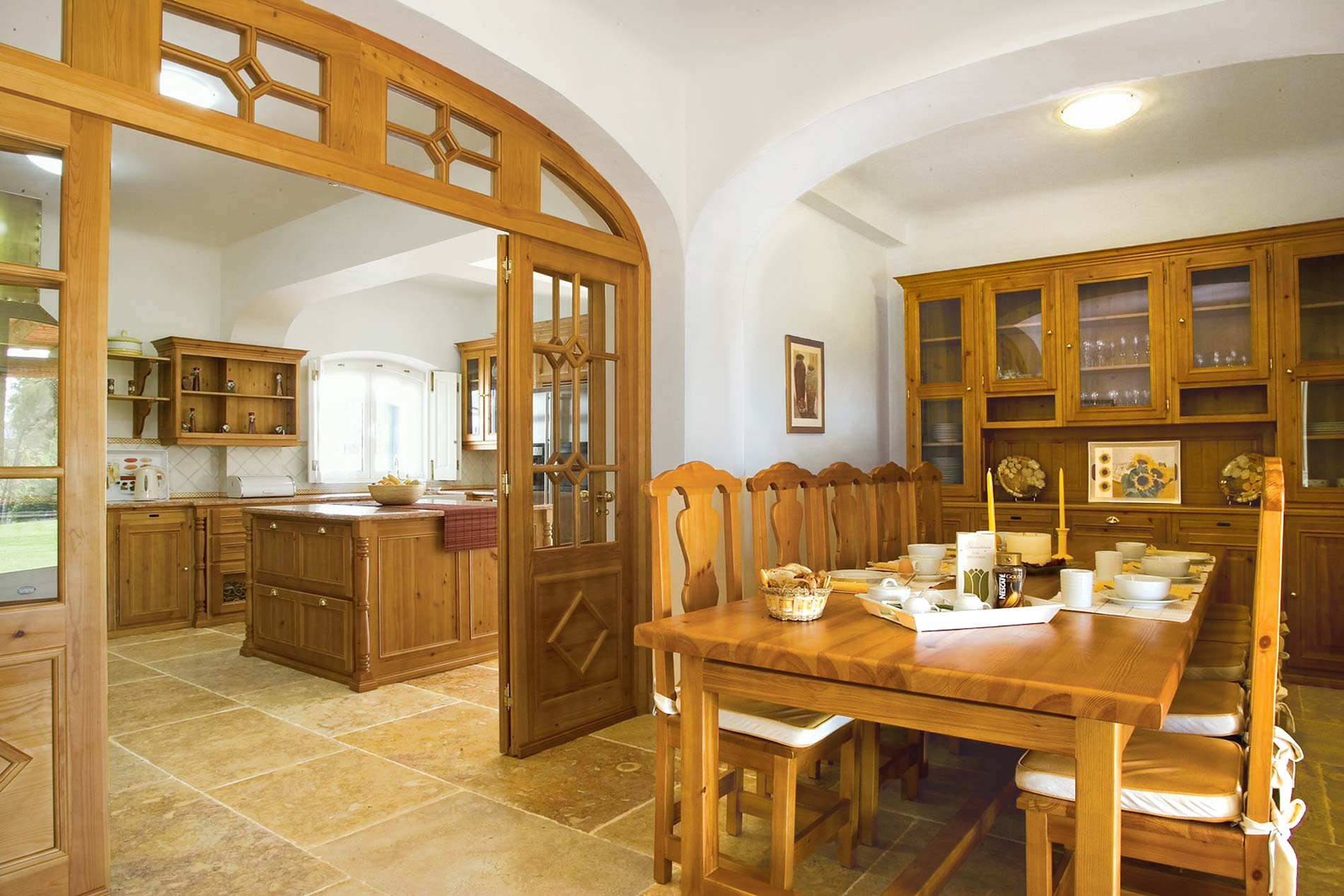 Villa Casa de Baixo in Boliqueime - sleeps 8 people