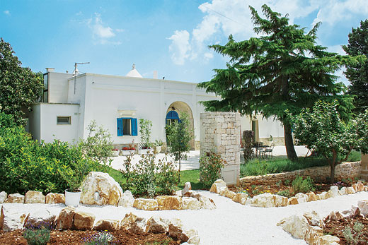 Villa Casa Fasola in Cisternino - sleeps 6 people