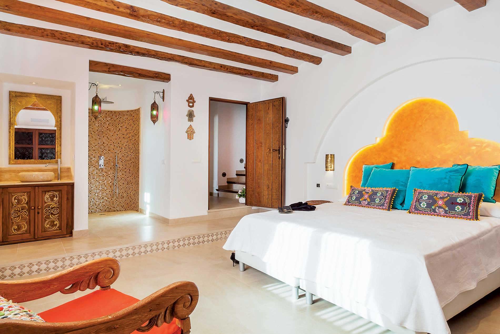 Villa Casa Morna in San Lorenzo - sleeps 10 people
