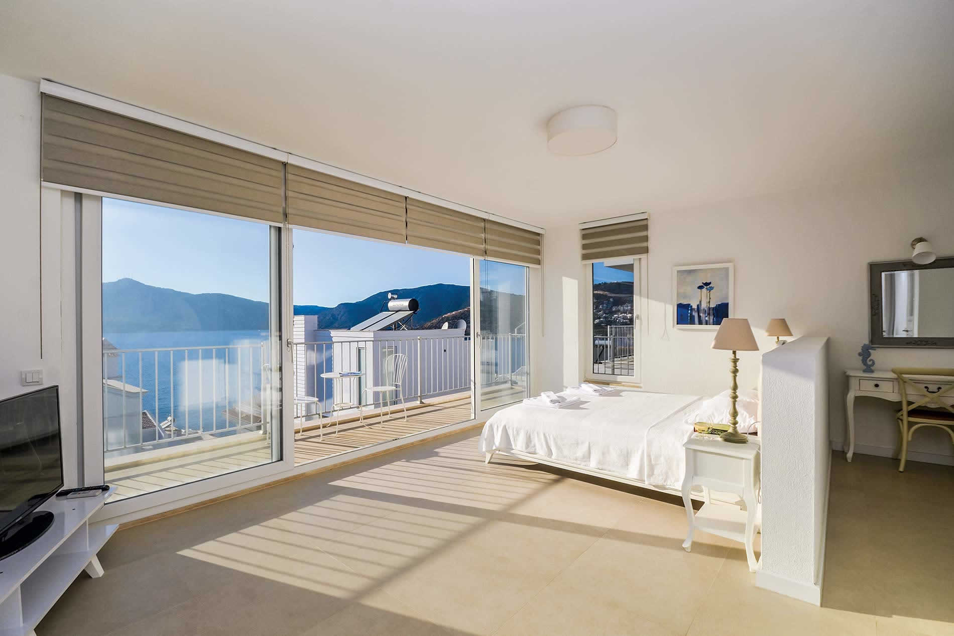 Villa Casa Sole in Kalkan - sleeps 8 people