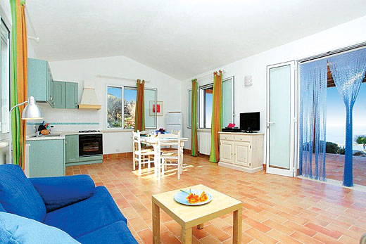 Villa Conchiglia in Scopello, Sicily - sleeps 4 people