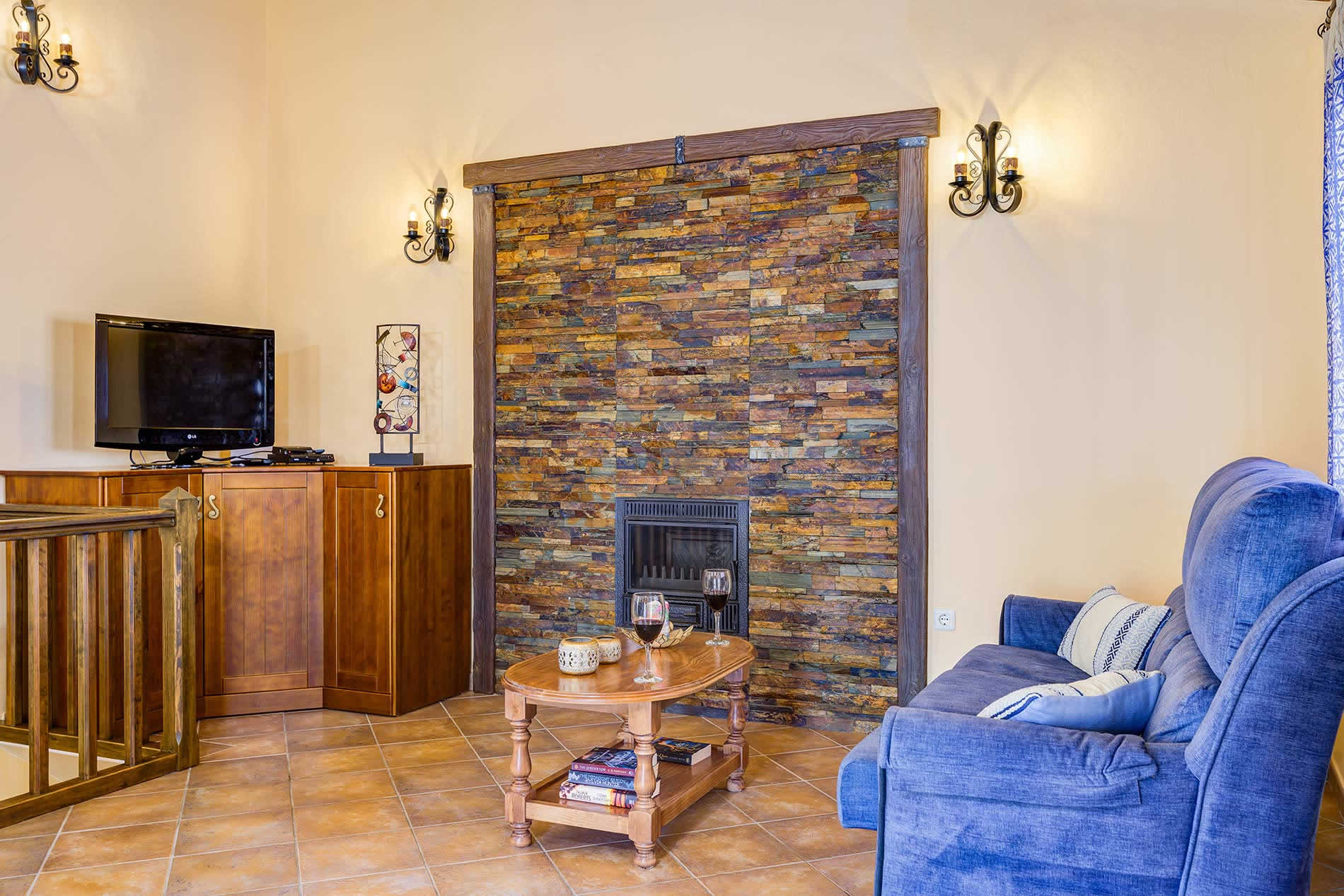 Villa Cortijo Herrero in Frigiliana - sleeps 4 people