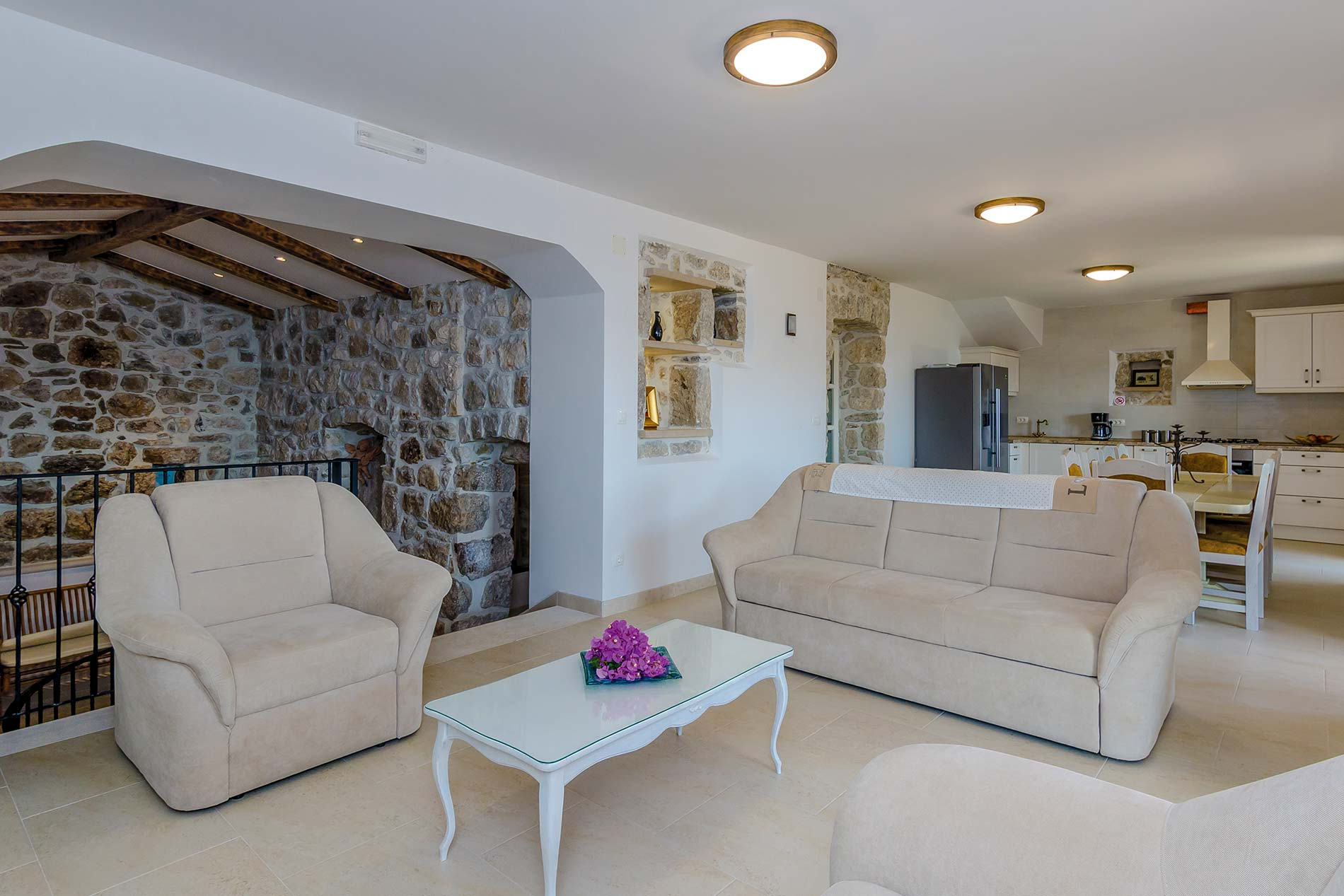 Villa Country Haven in Konavle - sleeps 10 people