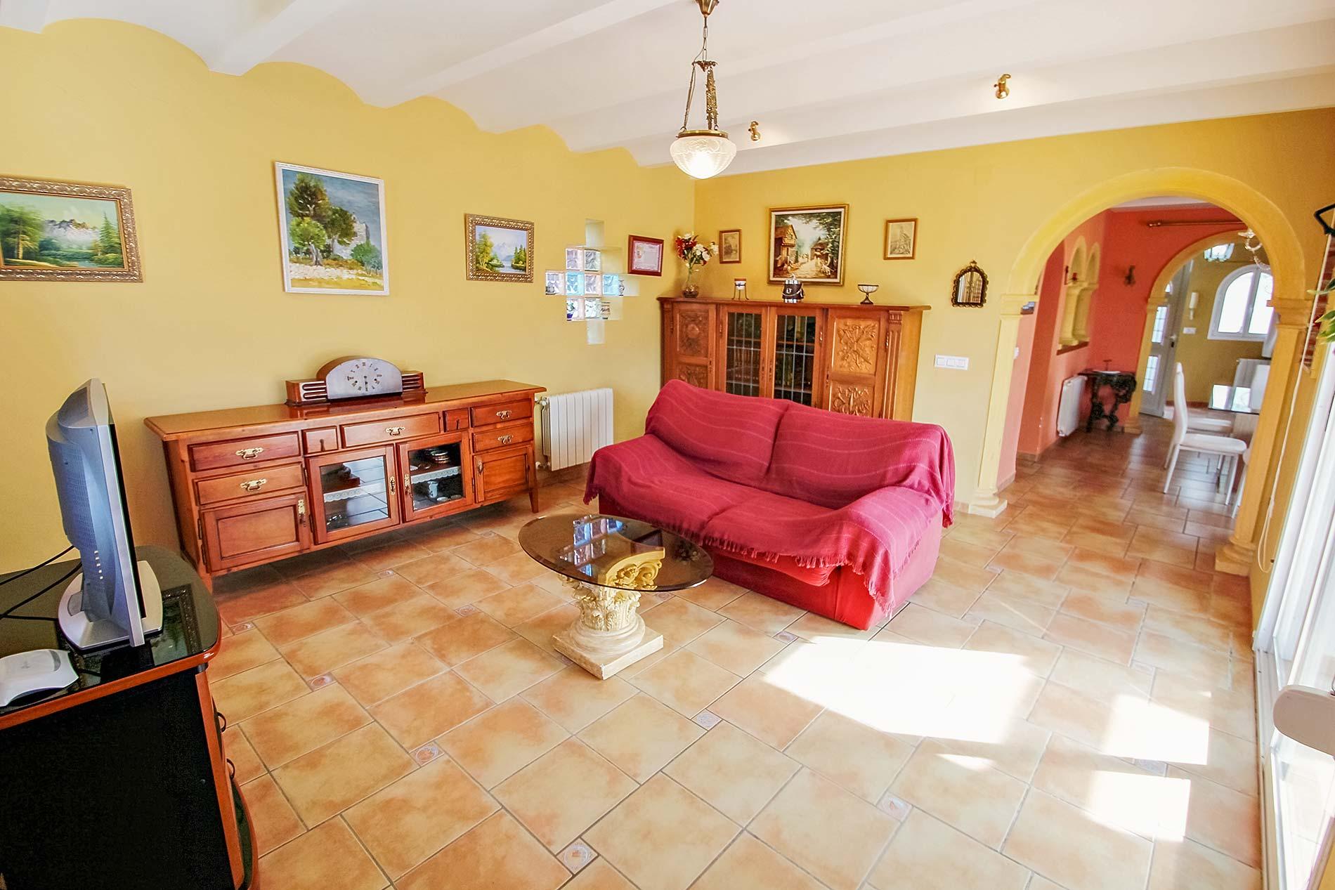 Villa Doble in Calpe - sleeps 8 people