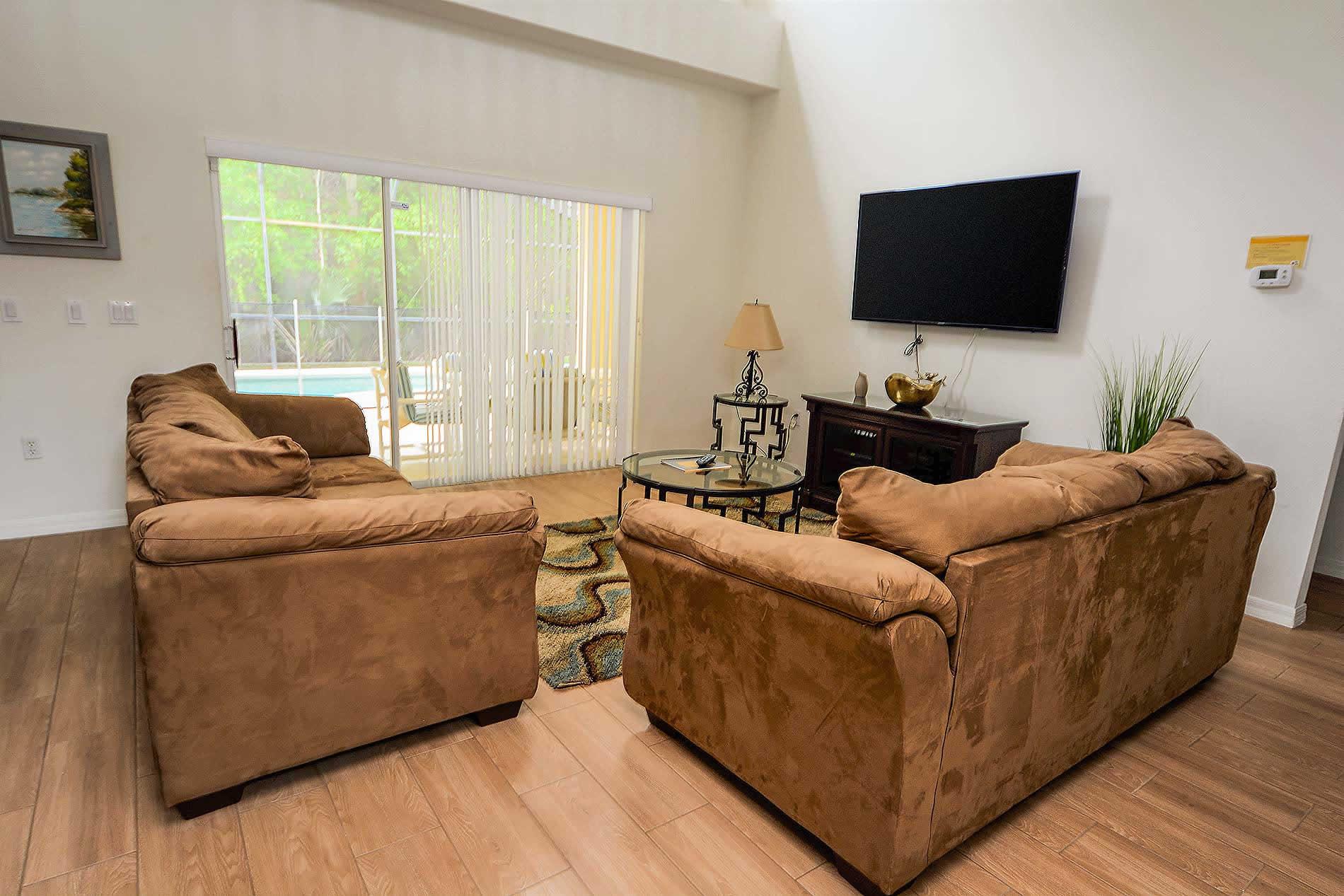Villa Eagle in Disney Area and Kissimmee - sleeps 12 people