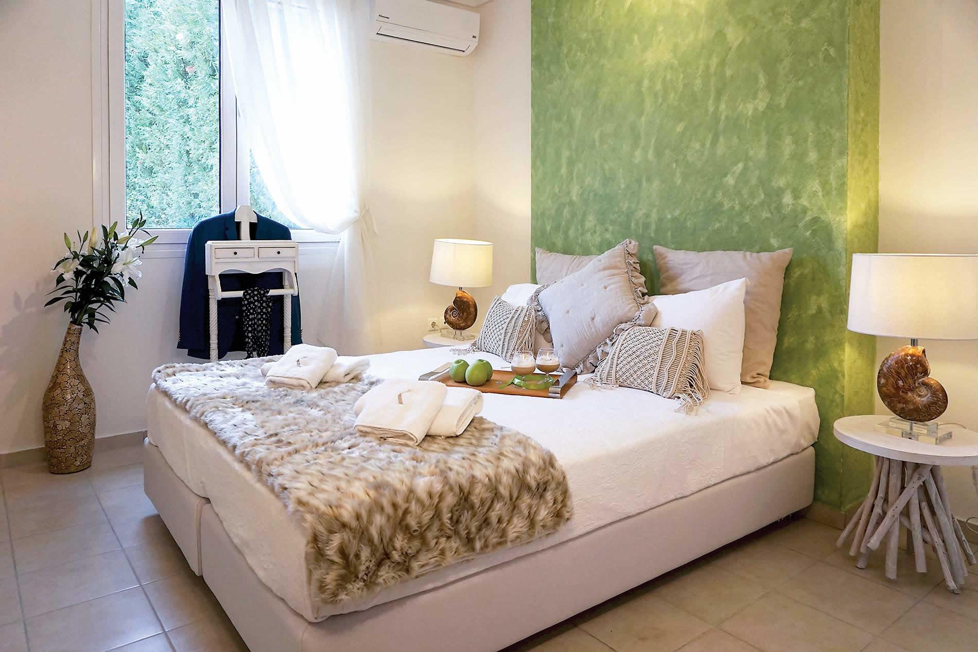 Villa Ekavi in Paliouri - sleeps 6 people