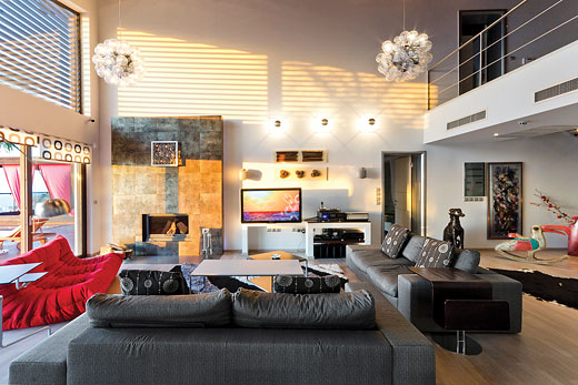 Villa Electra in Rhodes Town - sleeps 4 people