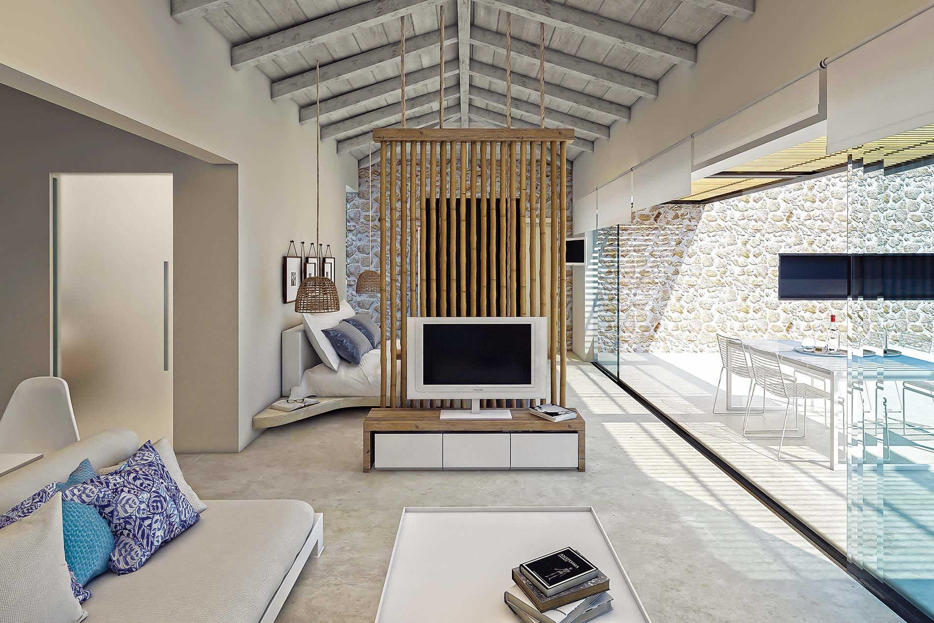 Villa Emerald Suites in Agios Nikolaos - sleeps 2 people