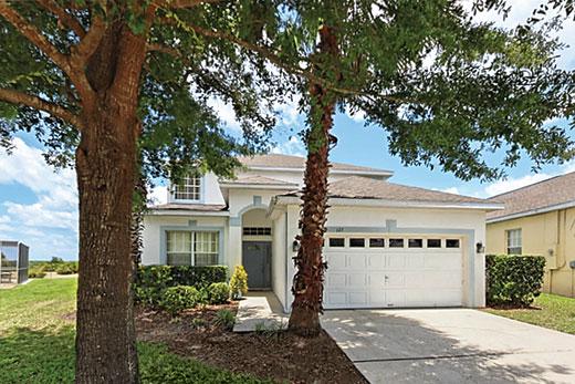 Villa Faldo Executive in Highlands Reserve, Disney Area and Kissimmee - sleeps 10 people