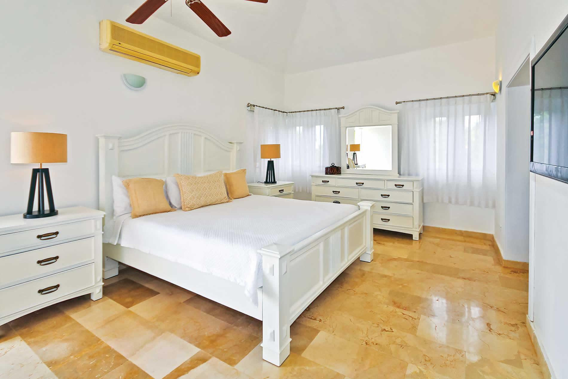 Villa Flamboyan in Casa de Campo Resort - sleeps 8 people