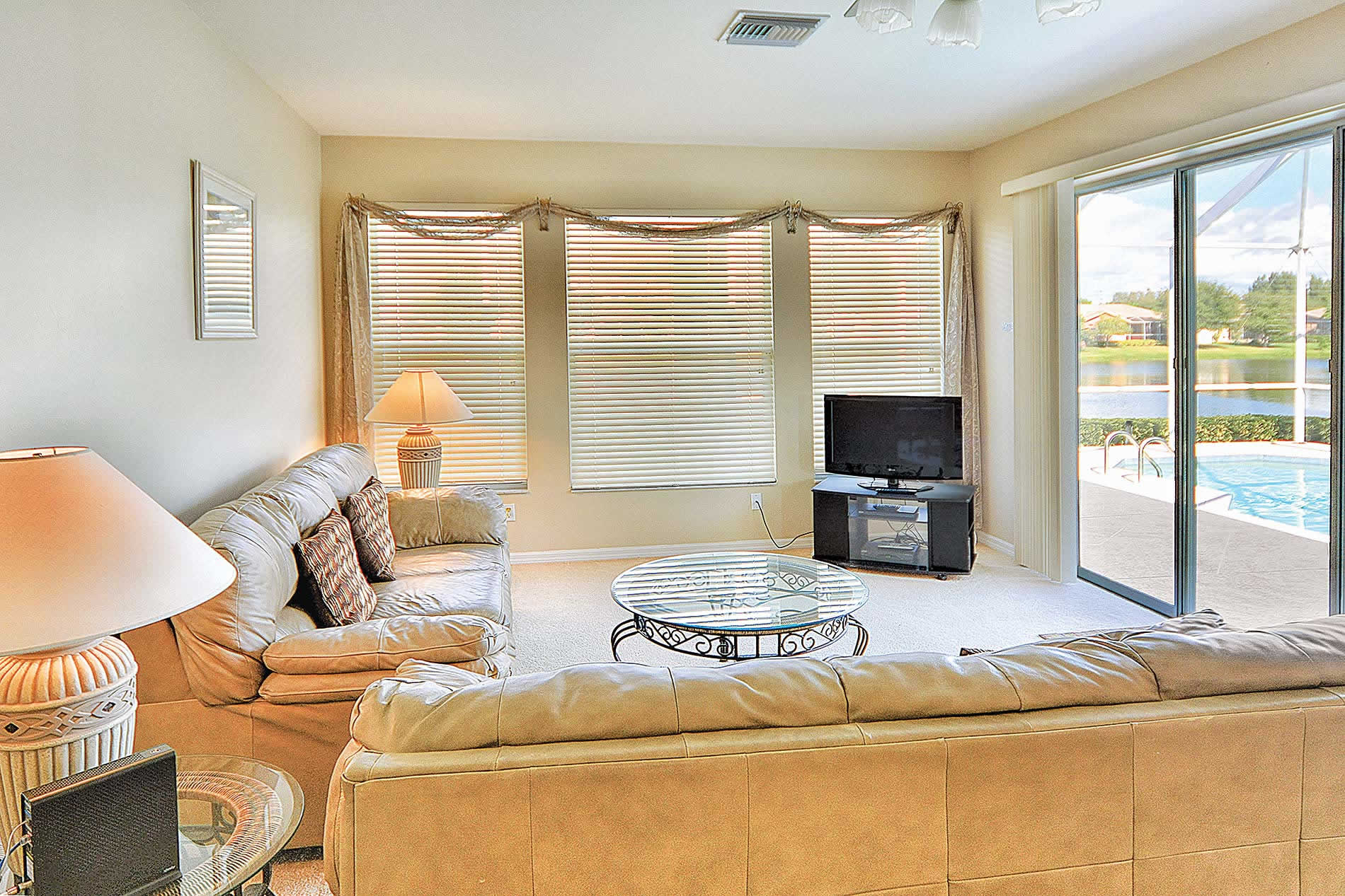 Villa Fort Myers Executive IV in Fort Myers - sleeps 8 people