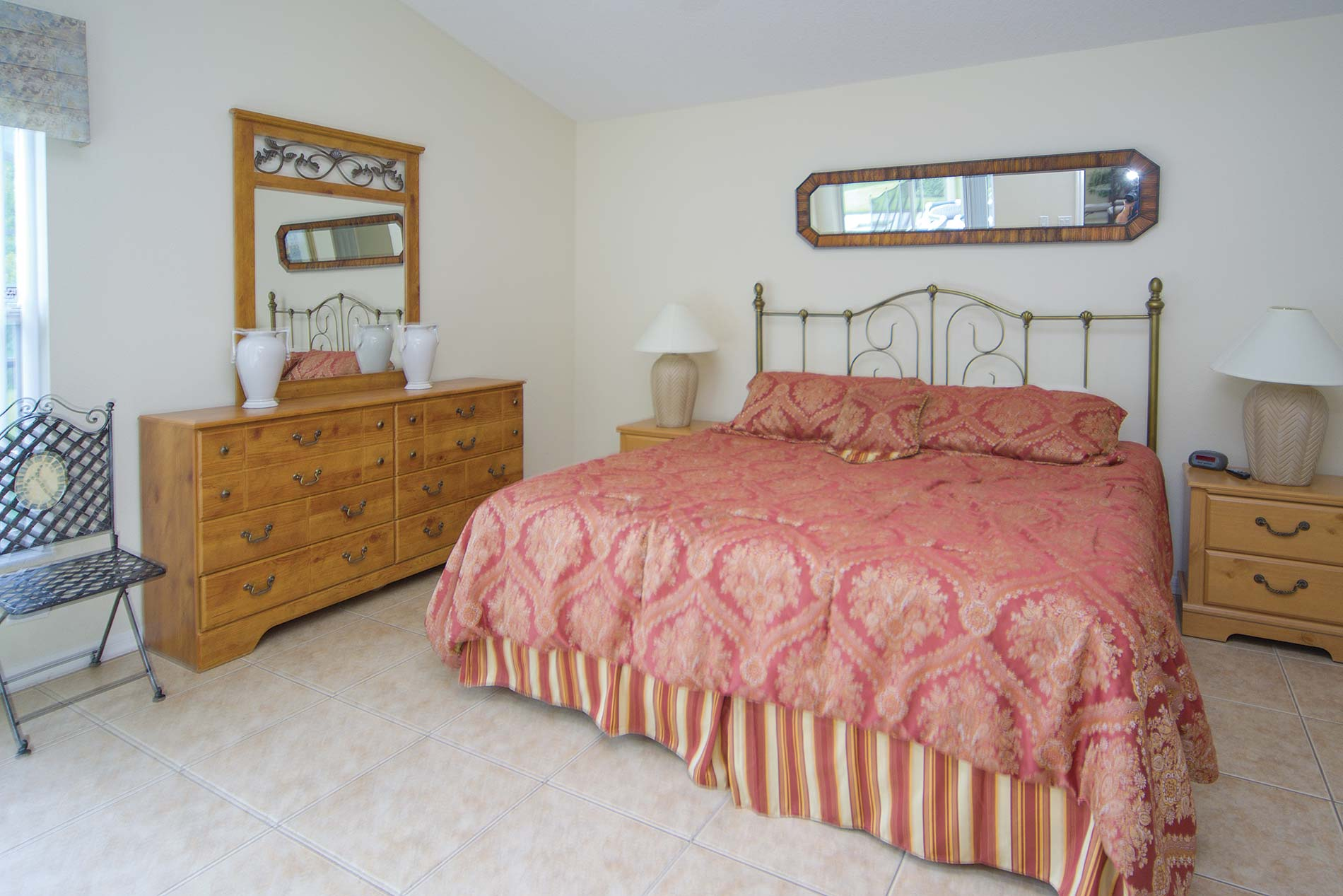 Villa Goldfinch in Disney Area and Kissimmee - sleeps 8 people