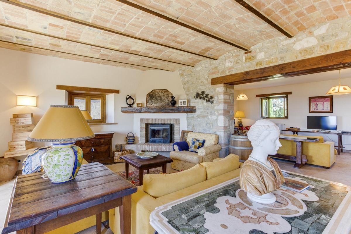 Villa Grazia in Umbria - sleeps 12 people