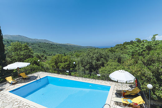 Scheria Villa Corfu Reviews
