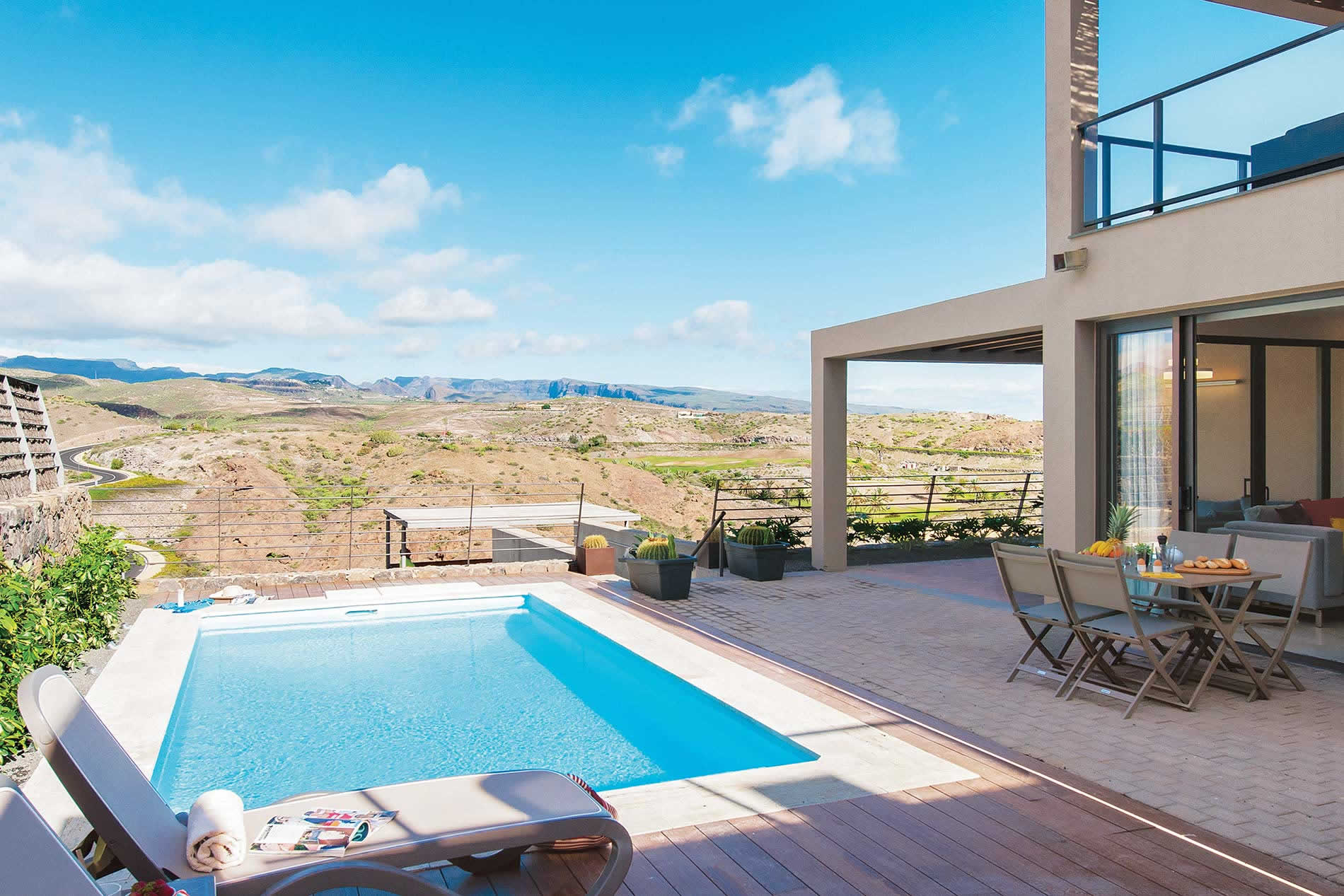 Villa Las Terrazas 14 in Salobre Golf Resort - sleeps 4 people