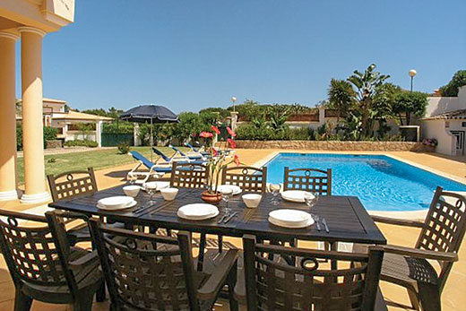 Villa Leona in Gale, Albufeira - sleeps 8 people