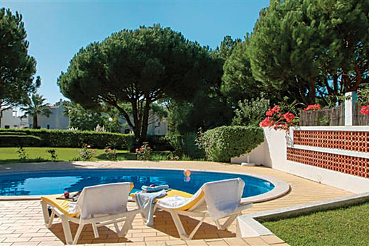 Villa Lien in Vilamoura - sleeps 4 people