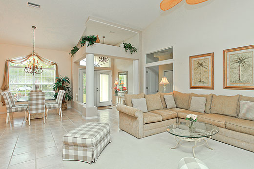 Villa Manasota Gulf in Venice - sleeps 8 people