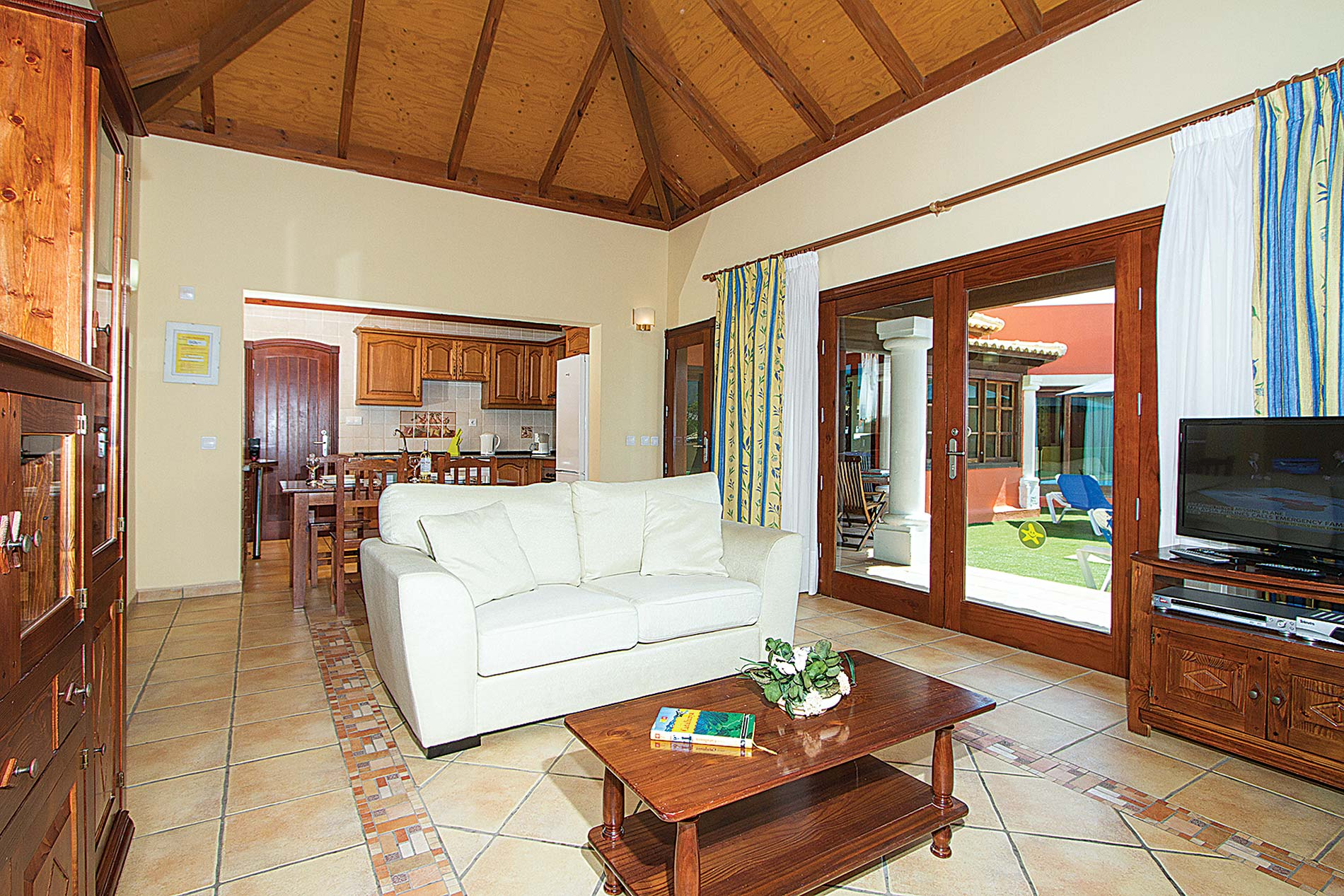 Villa Maria Mar in Corralejo - sleeps 4 people