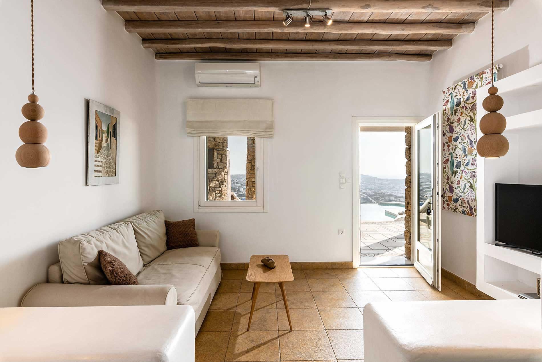 Villa Marilie in Mykonos Town - sleeps 2 people