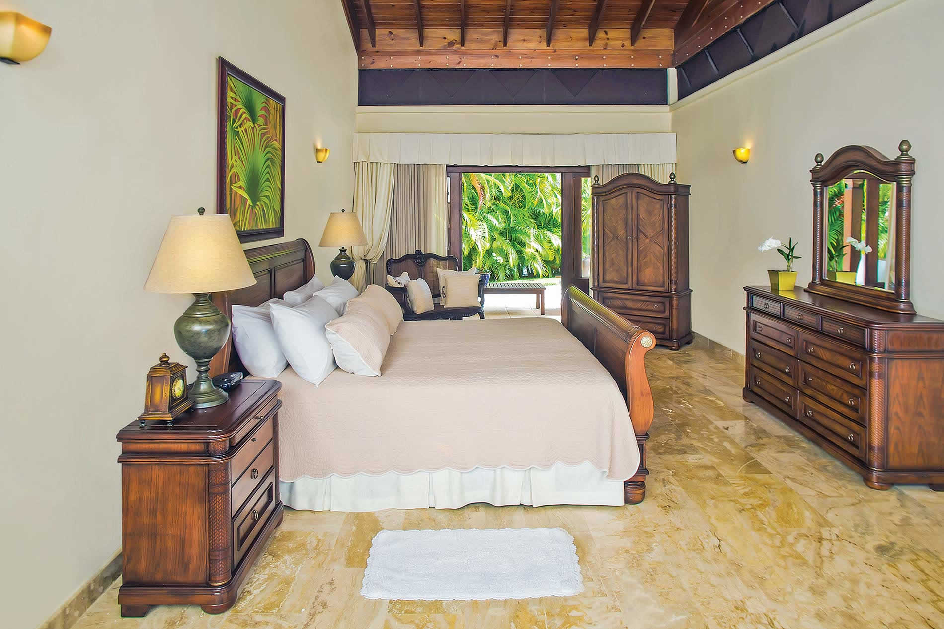 Villa Marmol in Casa de Campo Resort - sleeps 10 people